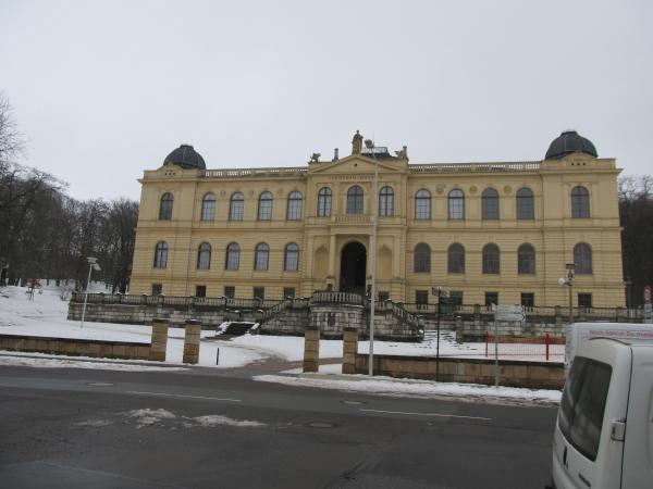 The Lindenau Museum